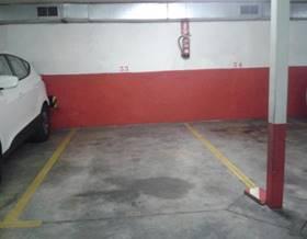 garages rent in coslada