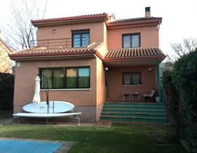 houses sale in villalbilla