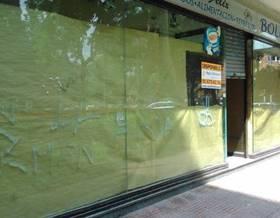 premises sale in madrid province