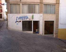 premises sale in callosa d´en sarria