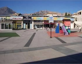 premises for sale in la nucia