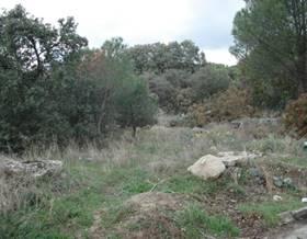 lands sale in pelayos de la presa