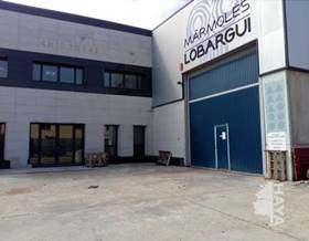industrial warehouses sale in segovia province