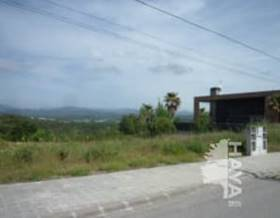 lands sale in pineda de mar