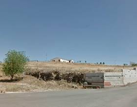 lands sale in valverde de llerena