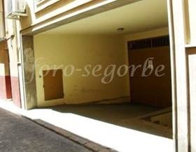 garages rent in segorbe