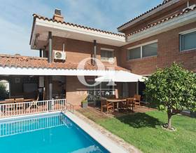 villas sale in sant just desvern
