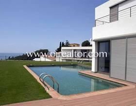 villas sale in arenys de mar