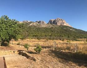 lands sale in polop