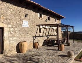 villas sale in teruel province
