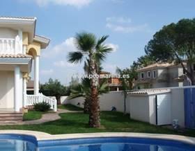 villas rent in l´ eliana
