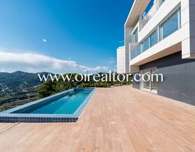 villas rent in alella