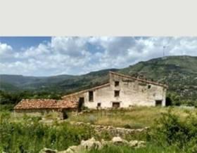 villas sale in portell de morella