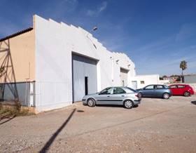 industrial warehouses sale in castellon de la plana