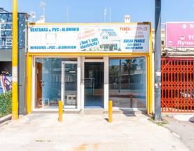 premises sale in orihuela costa