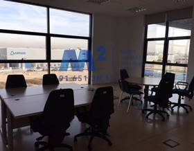 offices sale in getafe
