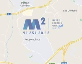 lands sale in arroyomolinos, madrid
