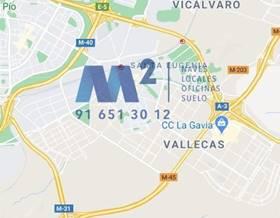lands sale in villa de vallecas madrid