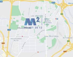 lands sale in villaverde madrid