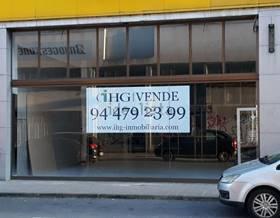 premises sale in eibar