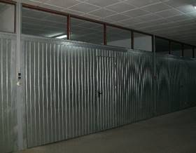 garages sale in albacete province