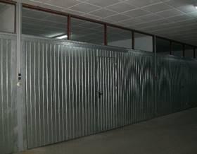 garages sale in la roda