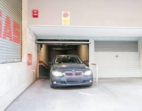 garages sale in nou barris barcelona