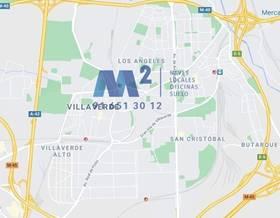 lands sale in villaverde madrid
