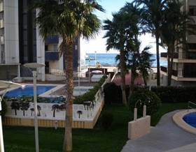 apartments rent in moraira