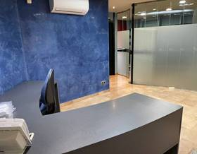 offices rent in sabadell