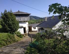 villas sale in valdes, asturias
